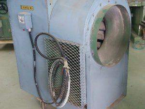 Ventilateur et vis-sans-fin