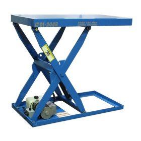 Table ciseaux hydraulique IDL 3000 lbs