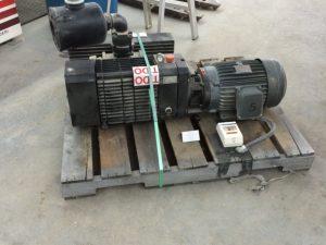 Pompe à vacuum