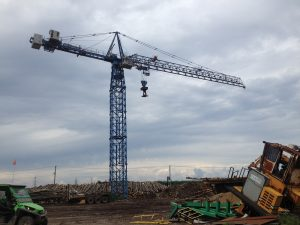 Grue (tower crane)