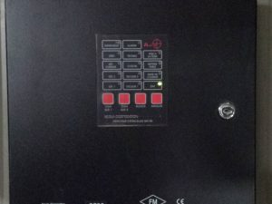 Système de détection d'étincelles