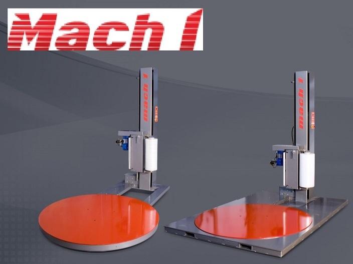 Emballeuse a pellicule érirable MACH1