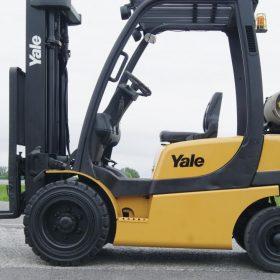 Chariot élévateur Yale 6000 lbs au propane