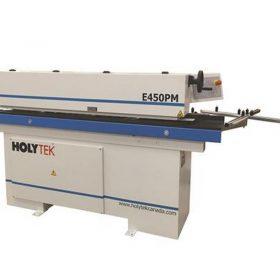 Plaqueuse de chant Holytek E450PM pre-milling , 220 volts 1 ph.