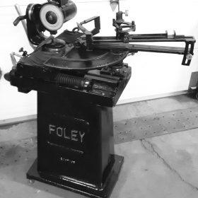 Aiguiseur à lame ronde Foley modele 367