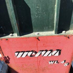 Broyeur basse révolution Weima WL-4S