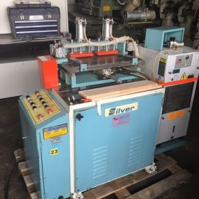 Machine a queue d'aronde Sylver SCC AT-16S 600 volts