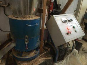 Machine a granule