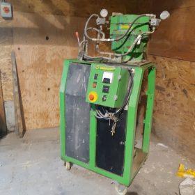 Machine a granule Granulart 2018