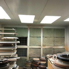 Chambre à peinture Fermée ventilateur 30 pouces