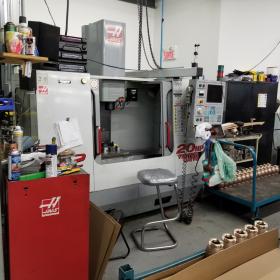 Centre d'usinage Cnc Haas VF-2