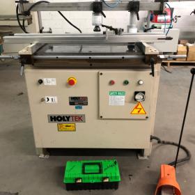 Perceuse multiple linéaire Holytek / Vingt et un (21) mandrins – LB-21I-230 volts