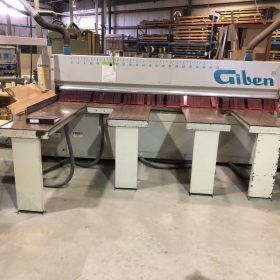 Beam saw Giben Fastmatic 3200