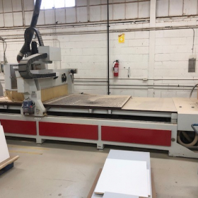 Cnc Holzher Cosmec Conquest 510 FT