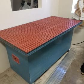 Table d'aspiration Belfab 3672DT 2005