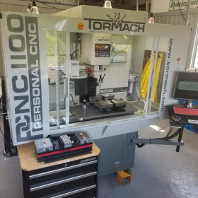 Centre d'usinage Cnc Tormach Pcnc 1100, 220 volts 1 phase