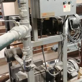 Pompe vacuum Busch 300 m3/h.