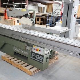 Scie a panneaux Altendorf  F90 table de 10 pieds