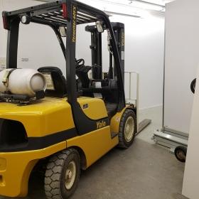 Chariot élévateur Yale 6000 lbs au propane Veracitor 60VX