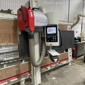 Scie a panneau verticale Striebig automatique modele 5168, 2019