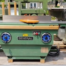 Corroyeur 12 pouces General International 80-300M3